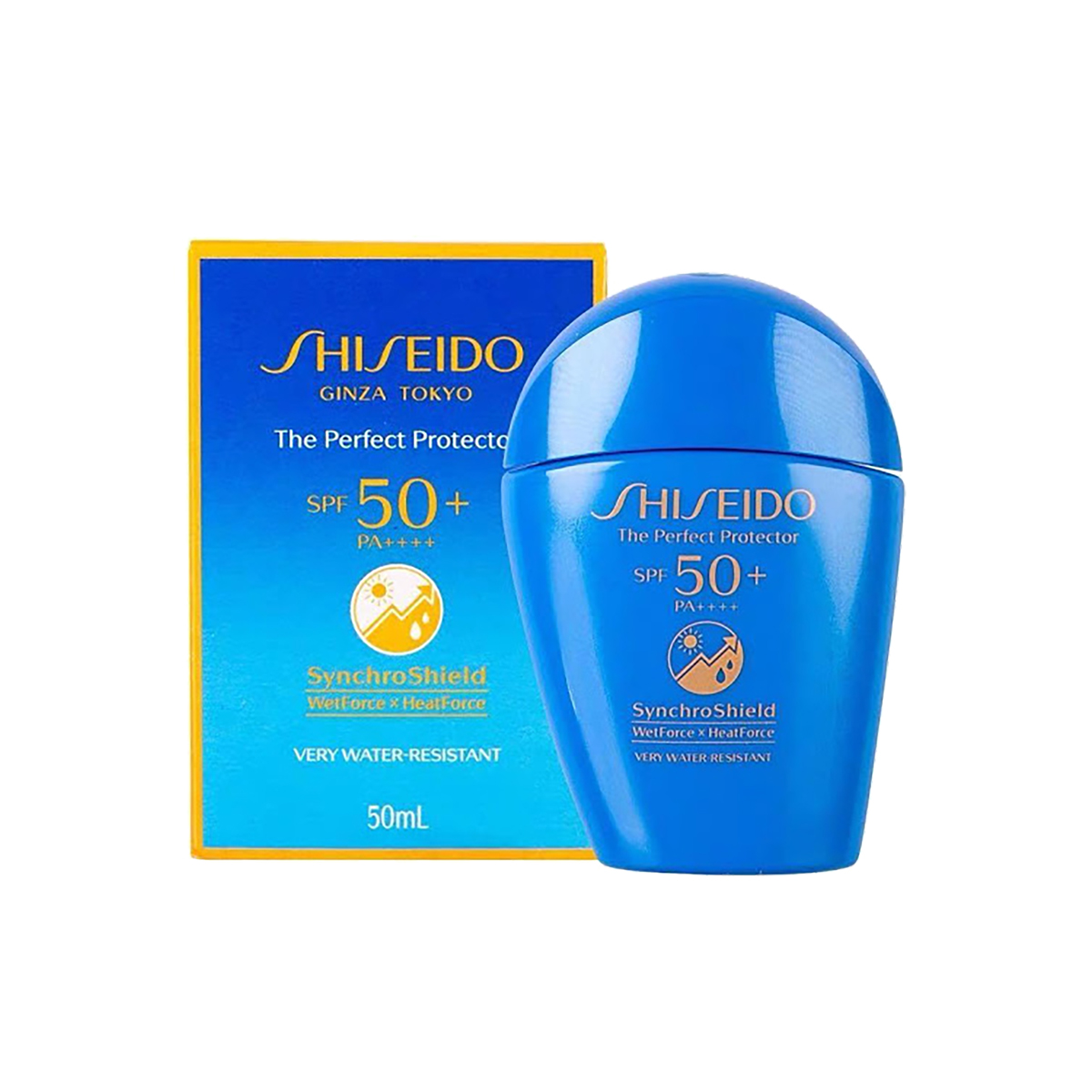 Buy Shiseido The Perfect Protector/Synchro Shield, Very Water Resistant, SPF50+ Pa++++ Sunscreen 50ml  [Ship from SG / 100% Authentic] Singapore
