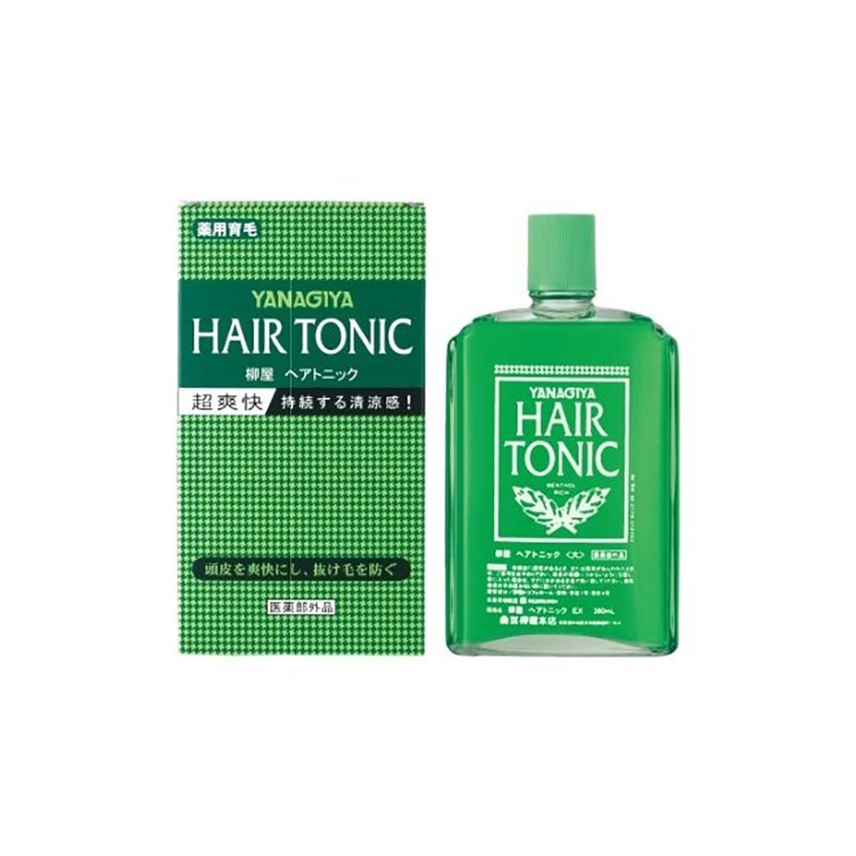 Buy YANAGIYA Hair Tonic (Large) (360ml) [Ship from SG / 100% Authentic] Singapore
